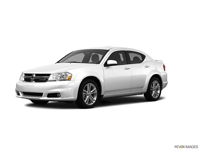 2012 Dodge Avenger Vehicle Photo in Colorado Springs, CO 80905