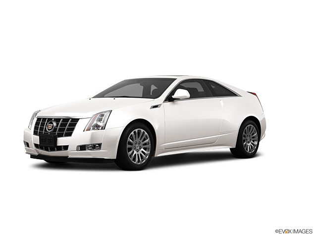 2012 Cadillac CTS Coupe Vehicle Photo in Colorado Springs, CO 80905