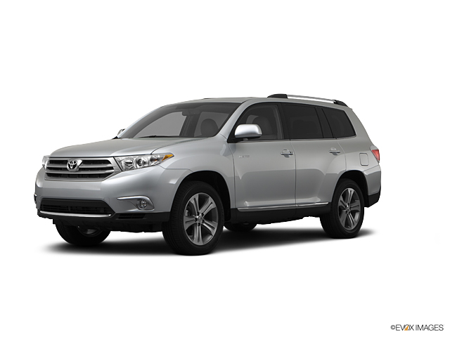 2012 Toyota Highlander Vehicle Photo in Moon Township, PA 15108