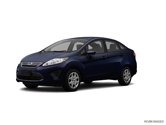 2012 Ford Fiesta Vehicle Photo in Charlotte, NC 28269