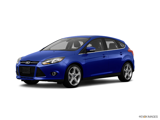 2012 Ford Focus Vehicle Photo in Elyria, OH 44035