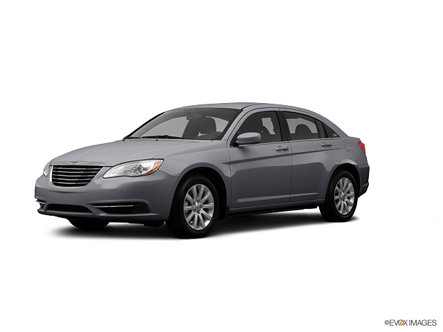 2012 Chrysler 200 Vehicle Photo in Darlington, SC 29532