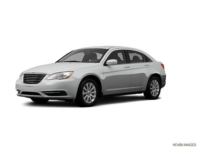 2012 Chrysler 200 Vehicle Photo in Rockford, IL 61107
