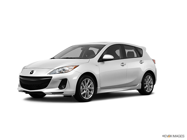 2012 Mazda Mazda3 Vehicle Photo in Danbury, CT 06810