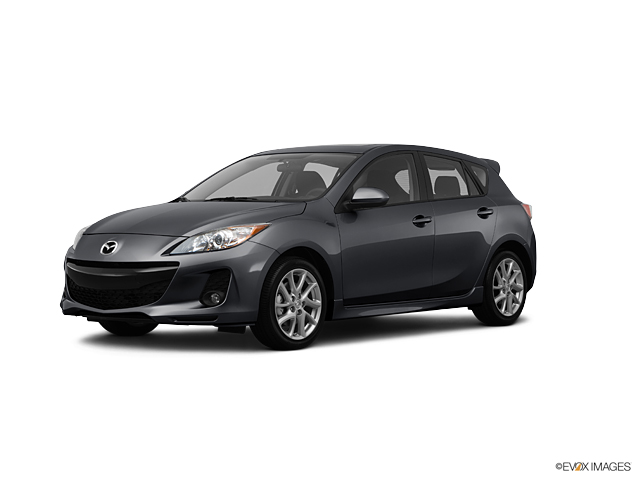 2012 Mazda Mazda3 Vehicle Photo in San Leandro, CA 94577