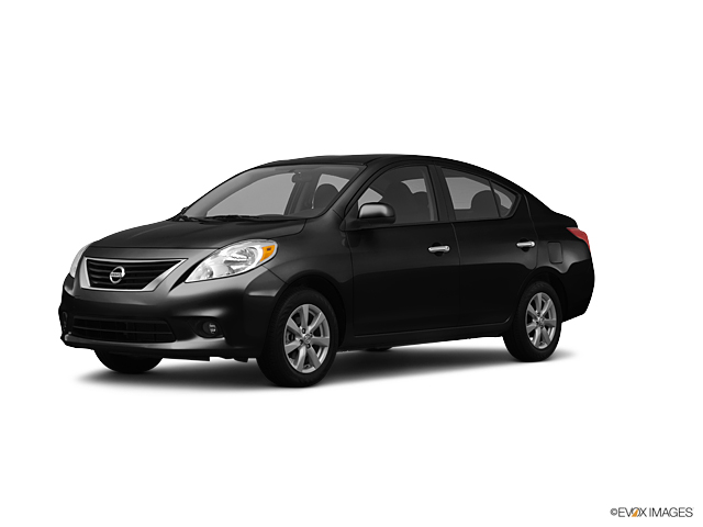 2012 Nissan Versa Vehicle Photo in Bedford, TX 76022