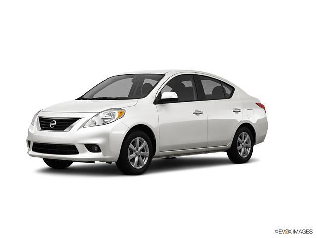 2012 Nissan Versa At Herb Chambers Infiniti Of Westborough