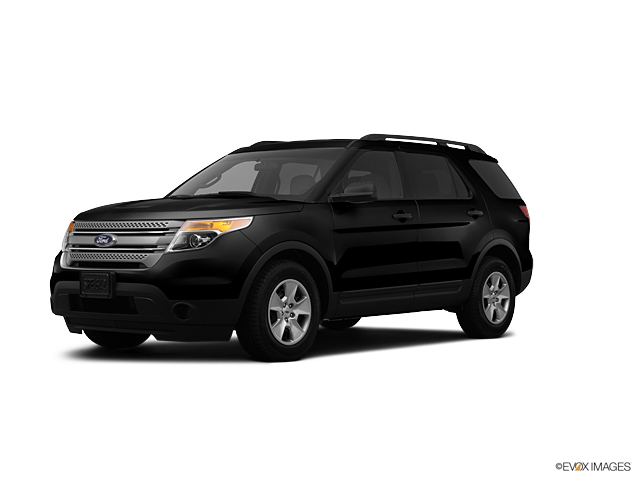2012 Ford Explorer Vehicle Photo in Owensboro, KY 42303