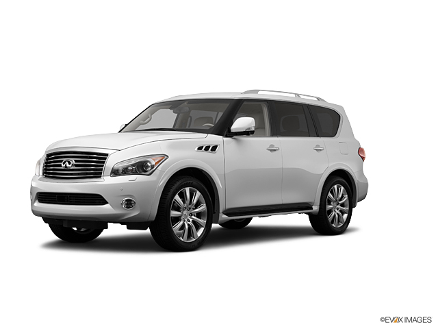 2012 INFINITI QX56 Vehicle Photo in Austin, TX 78759