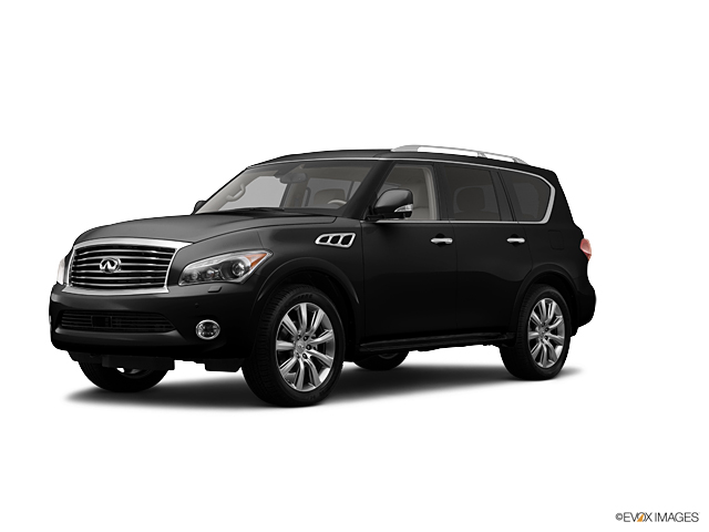 2012 INFINITI QX56 Vehicle Photo in Kansas City, MO 64114