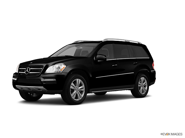 2012 Mercedes-Benz GL-Class Vehicle Photo in Bend, OR 97701