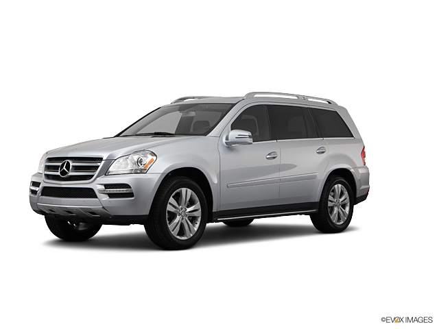 2012 Mercedes-Benz GL-Class Vehicle Photo in Cary, NC 27511