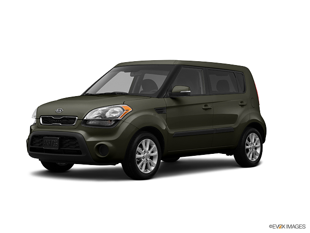 2012 Kia Soul Vehicle Photo in Twin Falls, ID 83301