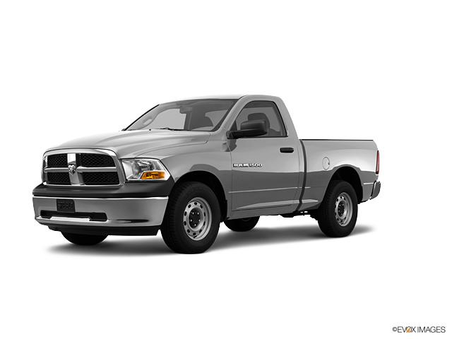 2012 Ram 1500 Vehicle Photo in Gardner, MA 01440