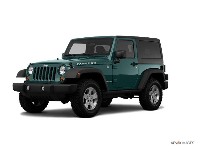 2012 Jeep Wrangler Vehicle Photo in San Antonio, TX 78209