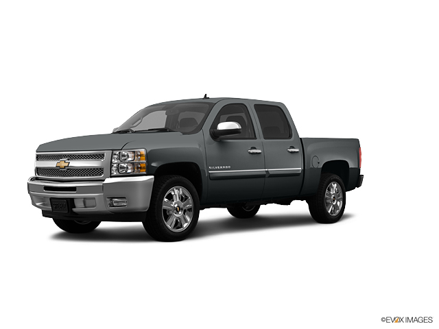 2012 Chevrolet Silverado 1500 Vehicle Photo in Enid, OK 73703