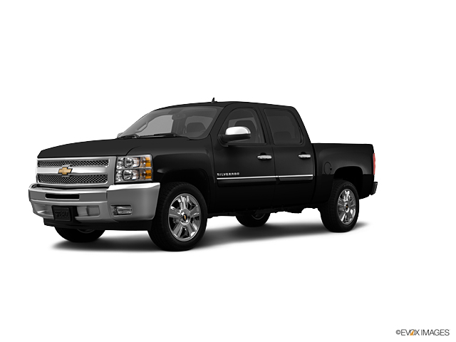 2012 Chevrolet Silverado 1500 Vehicle Photo in Kernersville, NC 27284
