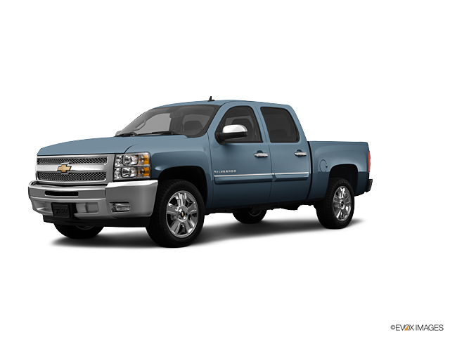 2012 Chevrolet Silverado 1500 Vehicle Photo in Newark, DE 19711