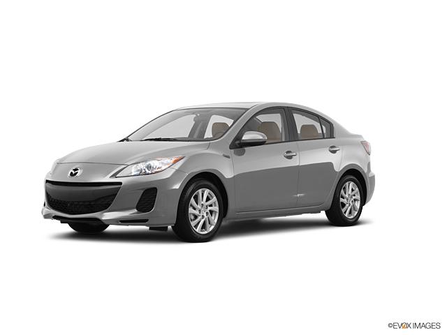 2012 Mazda Mazda3 Vehicle Photo in Oshkosh, WI 54904
