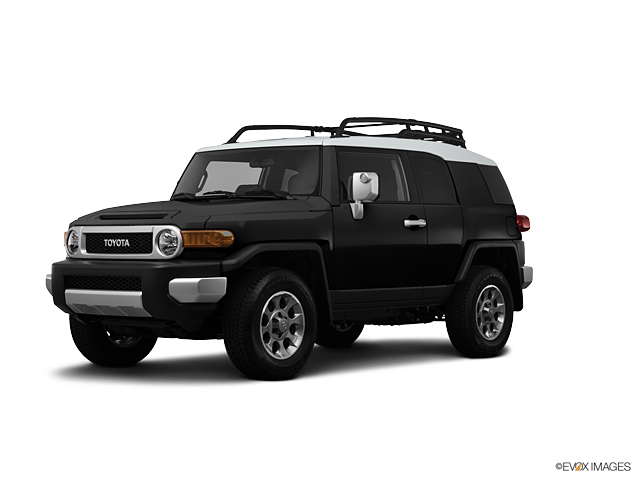 2012 Toyota FJ Cruiser Vehicle Photo In Lake Charles, LA 70607