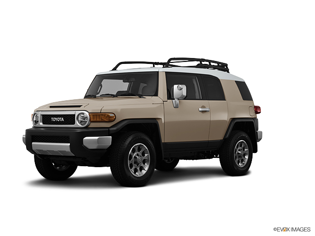 2012 Toyota FJ Cruiser Vehicle Photo in Colorado Springs, CO 80920