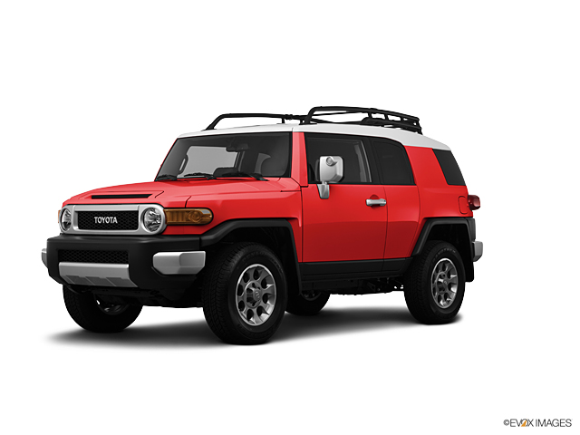2012 Toyota FJ Cruiser Vehicle Photo in Spokane, WA 99207