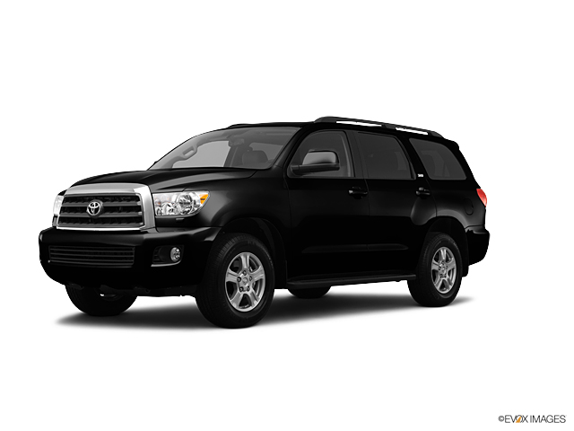2012 Toyota Sequoia Vehicle Photo in Woodbridge, VA 22191