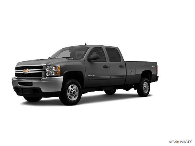 2012 Chevrolet Silverado 2500HD Vehicle Photo in Colorado Springs, CO 80905