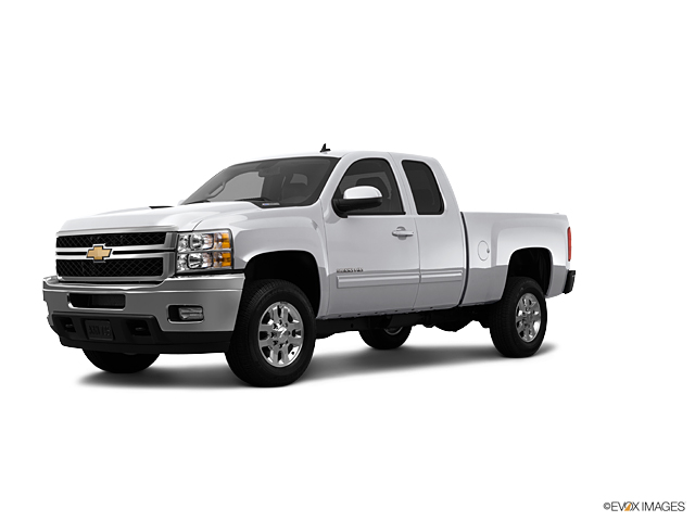 2012 Chevrolet Silverado 2500HD Vehicle Photo in Kansas City, MO 64114