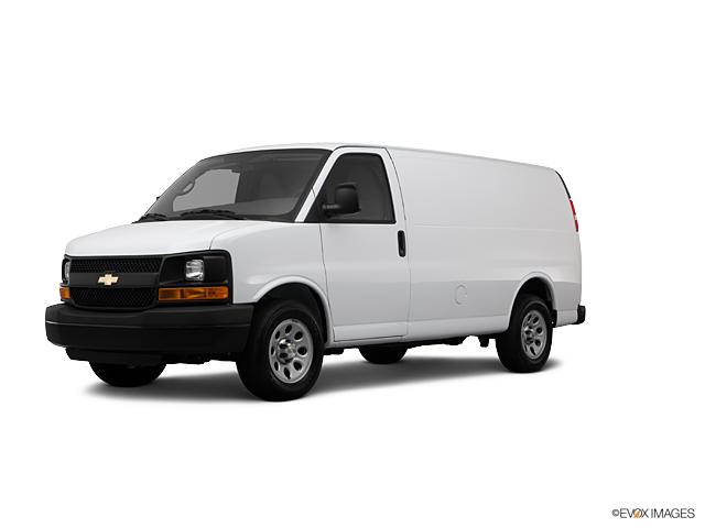 2012 Chevrolet Express Cargo Van Vehicle Photo in Denver, CO 80123
