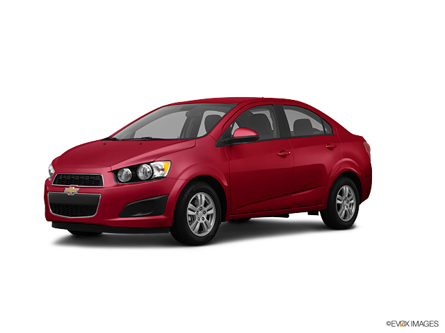2012 Chevrolet Sonic Vehicle Photo in Joliet, IL 60435