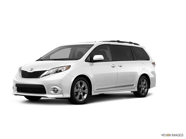 2012 Toyota Sienna Vehicle Photo in Helena, MT 59601