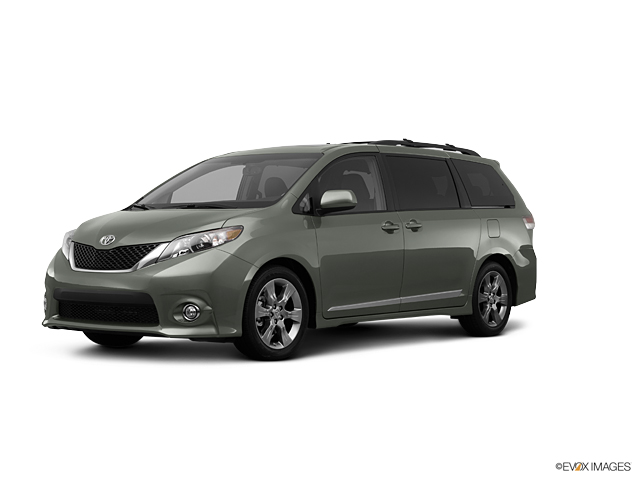 2012 Toyota Sienna Vehicle Photo in Owensboro, KY 42303
