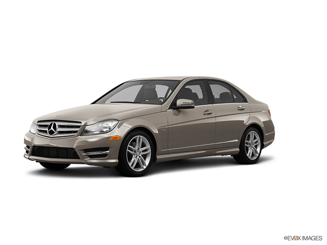 2012 Mercedes-Benz C-Class Vehicle Photo in Bend, OR 97701