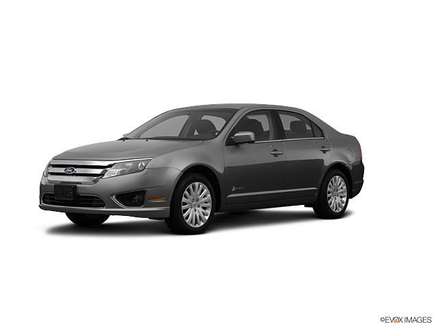 2012 Ford Fusion Vehicle Photo in Colorado Springs, CO 80920