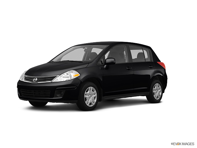 Used Car 2012 Super Black Nissan Versa S For Sale In Tallahassee