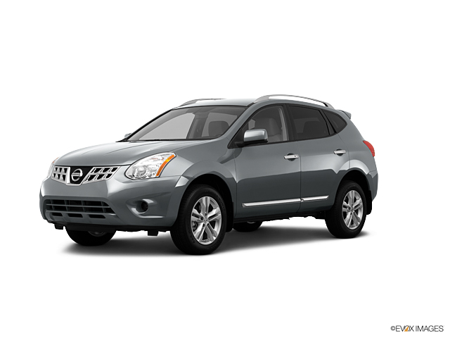 2012 Nissan Rogue Vehicle Photo in Colorado Springs, CO 80905