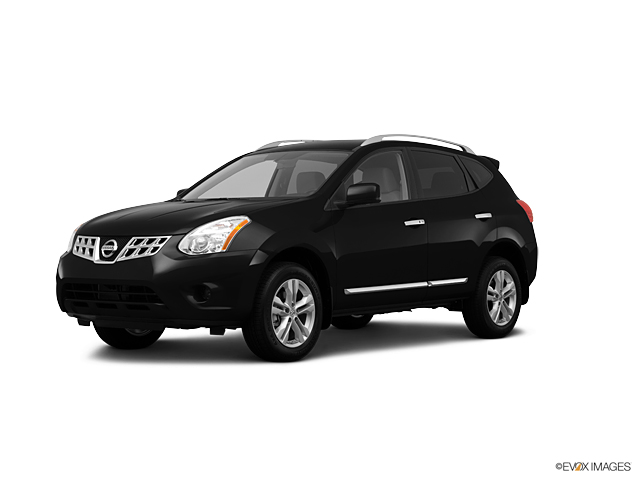2012 Nissan Rogue Vehicle Photo in Albuquerque, NM 87114