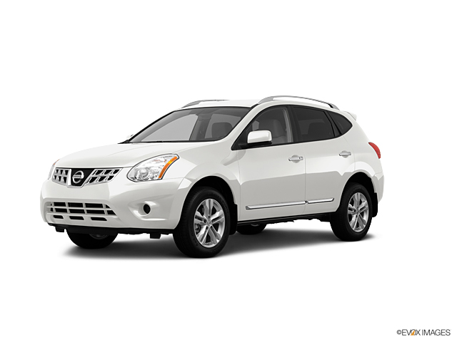 2012 Nissan Rogue Vehicle Photo in Akron, OH 44320