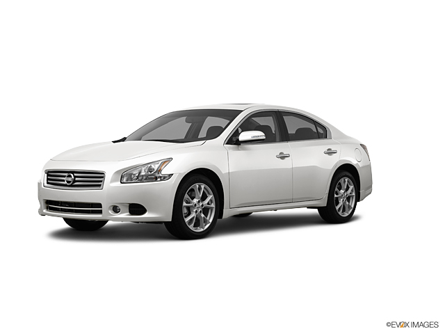 2012 Nissan Maxima Vehicle Photo in Kansas City, MO 64114