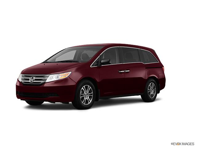 2012 Honda Odyssey Vehicle Photo in Greenville, NC 27834