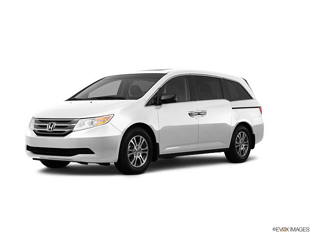 2012 Honda Odyssey Vehicle Photo in Bridgewater, NJ 08807