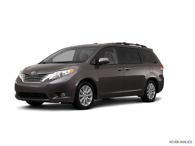 2012 Toyota Sienna Vehicle Photo in Greenville, NC 27834