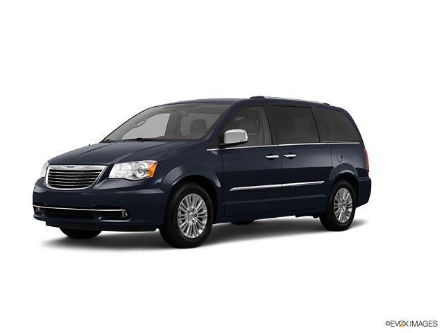 2012 Chrysler Town & Country Vehicle Photo in McKinney, TX 75070