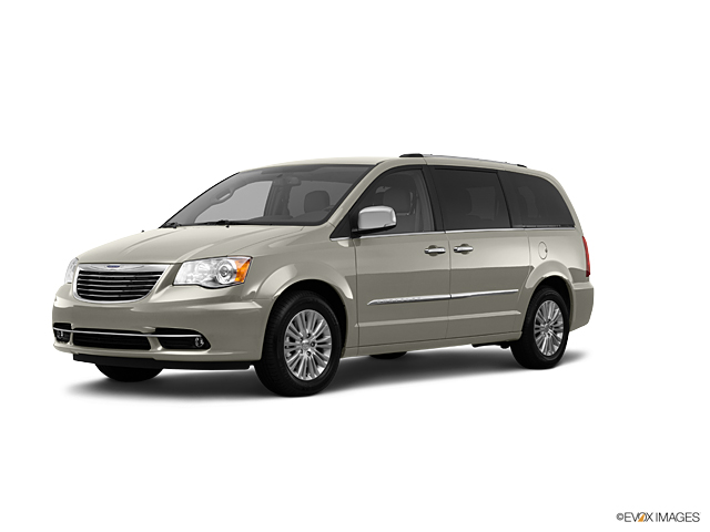 2012 Chrysler Town & Country Vehicle Photo in Atlanta, GA 30350