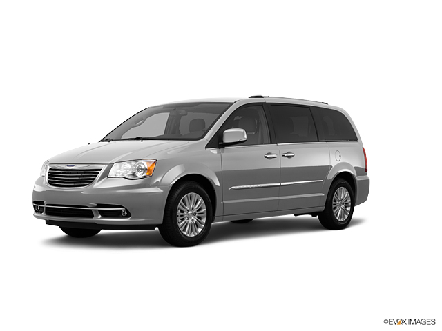 2012 Chrysler Town & Country Vehicle Photo in Anchorage, AK 99515