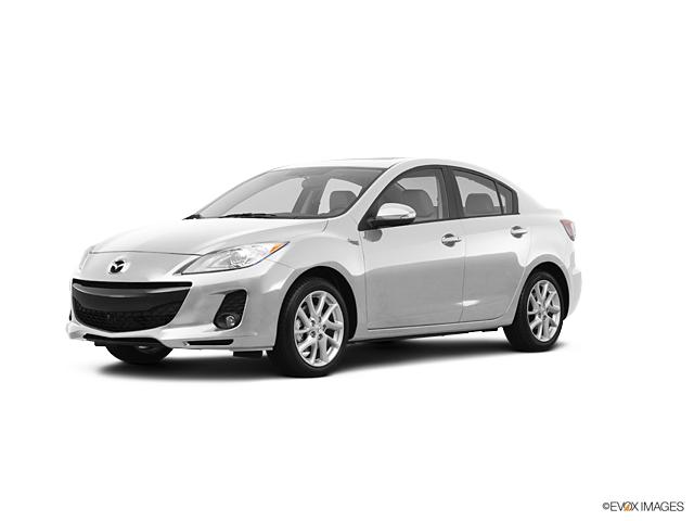 2012 Mazda Mazda3 Vehicle Photo in Houston, TX 77546