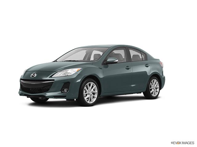 2012 Mazda Mazda3 Vehicle Photo in Merriam, KS 66202