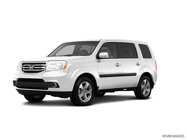 2012 Honda Pilot Vehicle Photo in San Antonio, TX 78257