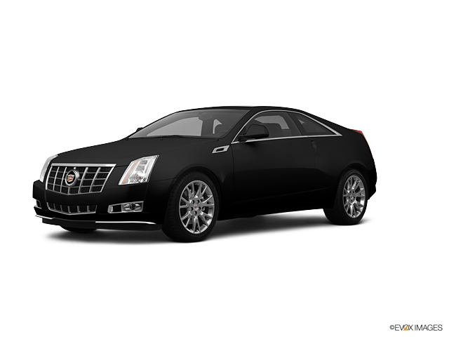 2012 Cadillac CTS Coupe Vehicle Photo in Denver, CO 80123